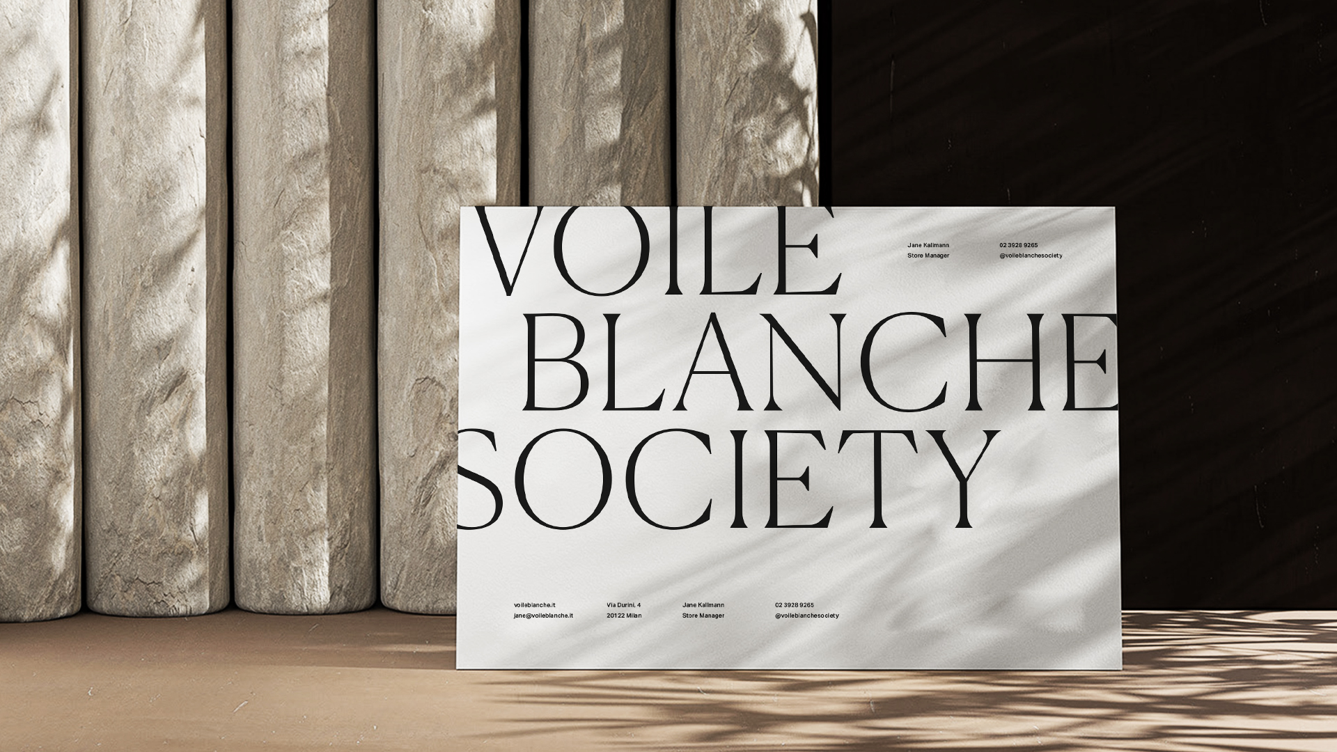 Voile Blanche Society