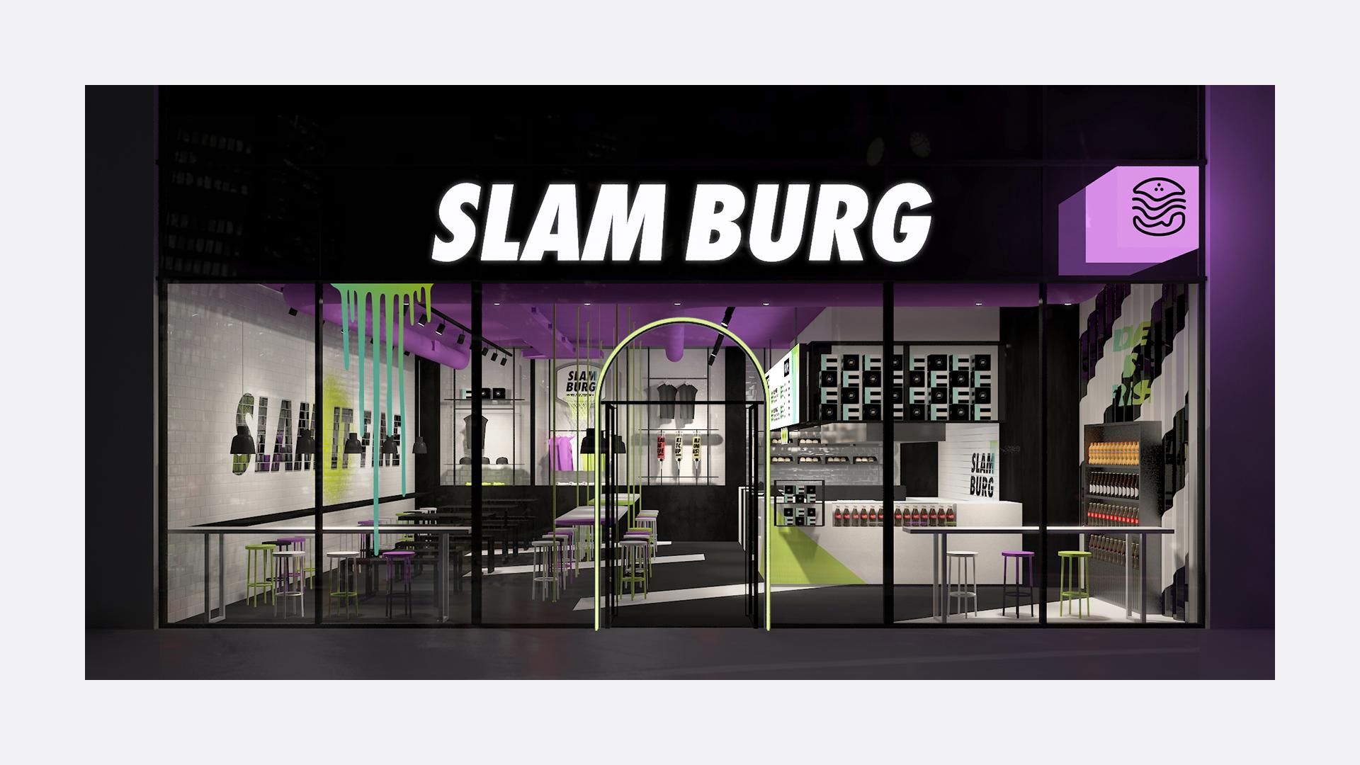 Slam Burg